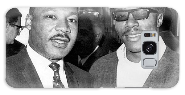 Martin Luther Galaxy Case - Dr. Martin Luther King by Underwood Archives