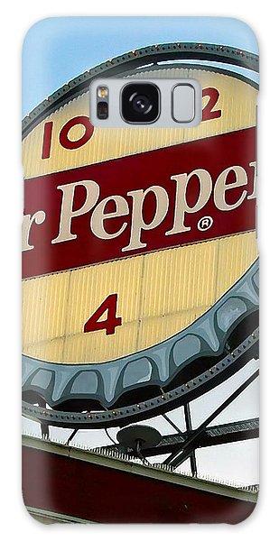 Dr Pepper Galaxy Case by Kara  Stewart