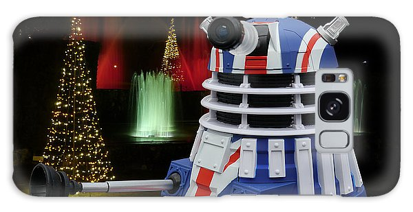 Dr Who - Dalek Christmas Galaxy Case by Richard Reeve