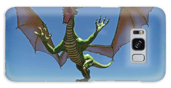 Draco... Galaxy Case by Tim Fillingim