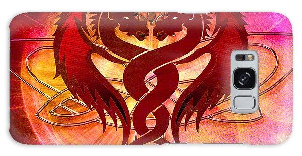 Dragon Duel Series 15 Galaxy Case
