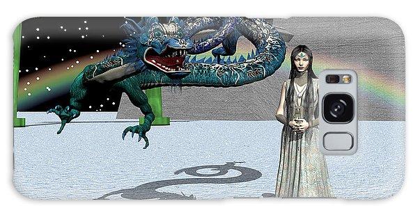 Dragon New Year Galaxy Case