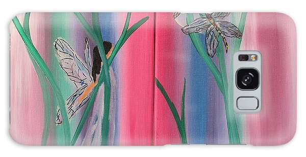Dragonflies And The Fairy Galaxy Case