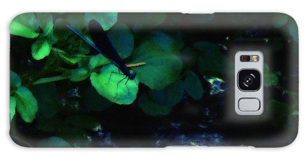 Dragonfly Daze Galaxy Case