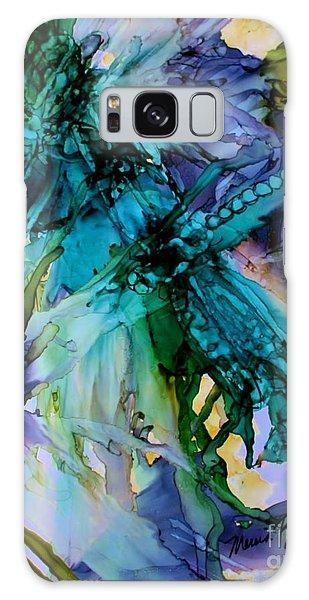 Dragonfly Dreamin Galaxy Case