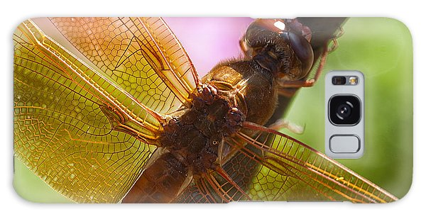 Dragonfly Patterns Galaxy Case