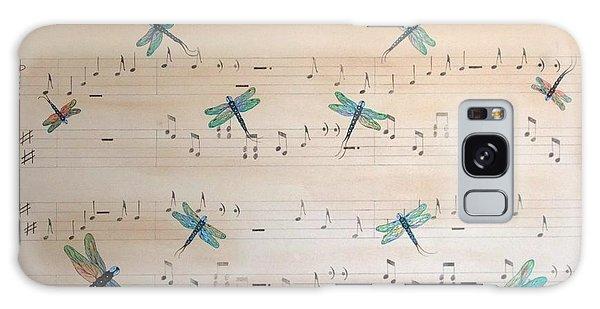 Dragonfly Symphony Galaxy Case