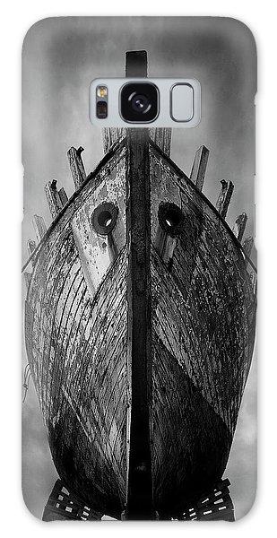 Docked Boats Galaxy Case - Drakkar by Sebastien Del Grosso