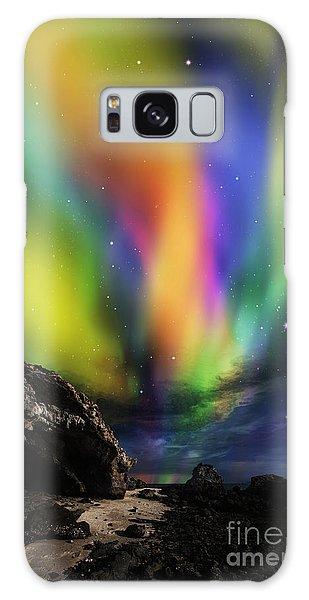 Dramatic Aurora Galaxy Case