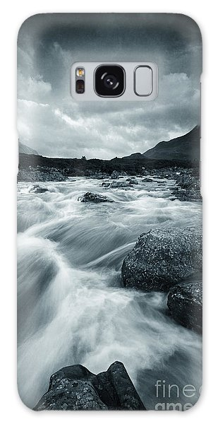 Dramatic Cuillin Galaxy Case