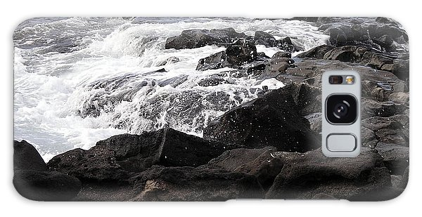 Dramatic Waters Galaxy Case