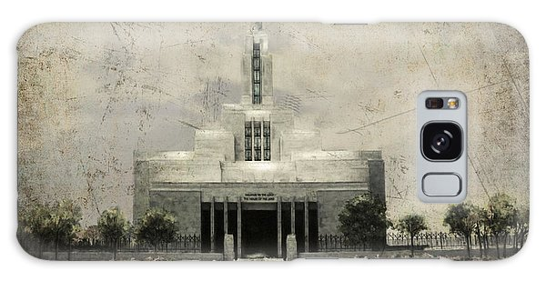 Draper Temple Stand In Holy Places Antique Galaxy Case