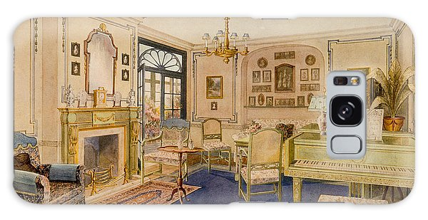Decorative Galaxy Case - Drawing Room Adam Revival Style by Richard Goulburn Lovell