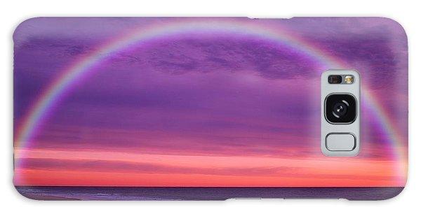 Dream Along The Ocean Galaxy Case