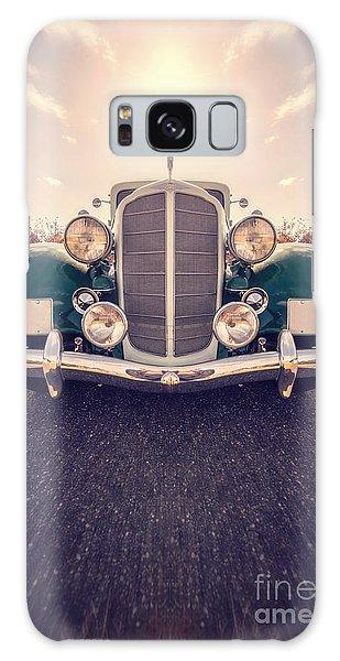Dream Car Galaxy Case by Edward Fielding