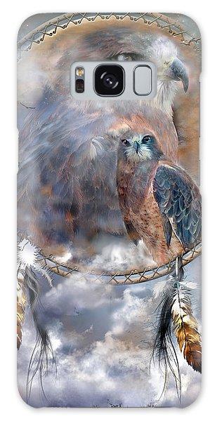 Dream Catcher - Hawk Spirit Galaxy Case