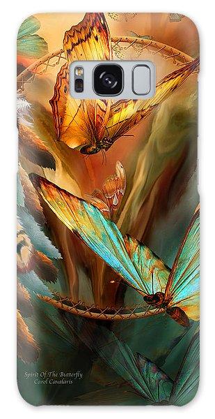 Dream Catcher - Spirit Of The Butterfly Galaxy Case