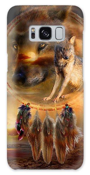 Dream Catcher - Wolfland Galaxy Case