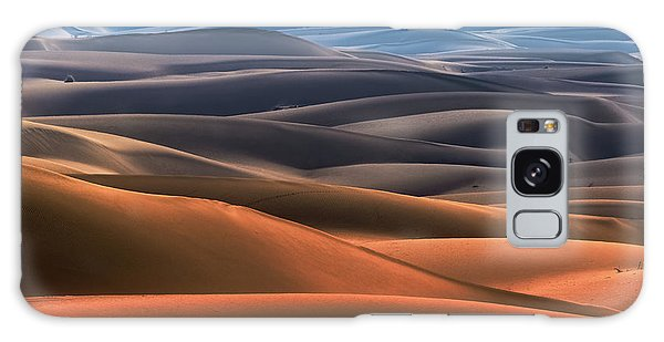 Layers Galaxy Case - Dream Desert by Mohammad Shefaa