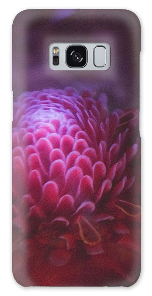 Dream In Bloom - Pink Galaxy Case
