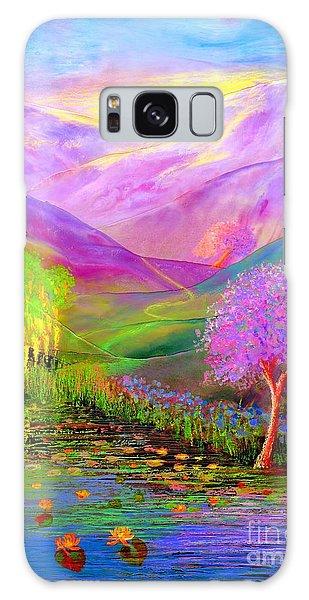 Heather Galaxy Case - Dream Lake by Jane Small