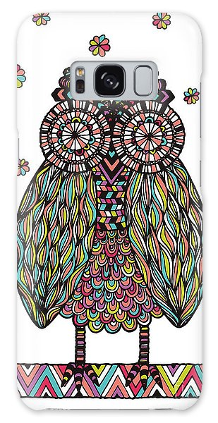 Dream Owl Galaxy Case by Susan Claire