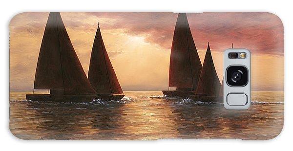 Dream Sails Galaxy Case