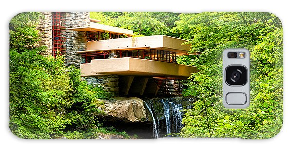 Dreaming Of Fallingwater 3 Galaxy Case