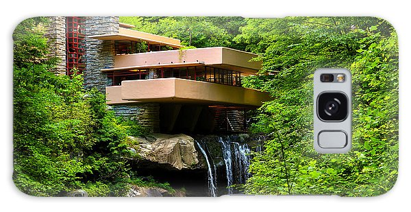 Dreaming Of Fallingwater 4 Galaxy Case