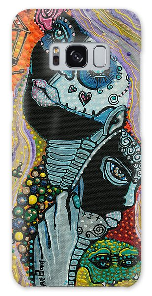 Voodoo Galaxy S8 Case - Dreaming Of Mardi Gras by Laura Barbosa