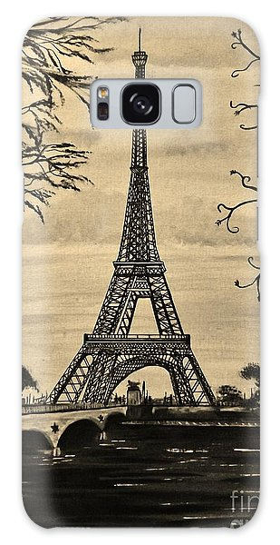 Dreaming Of Paris 2 Galaxy Case