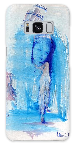Dreaming Of Pisa Galaxy Case by Laurie L