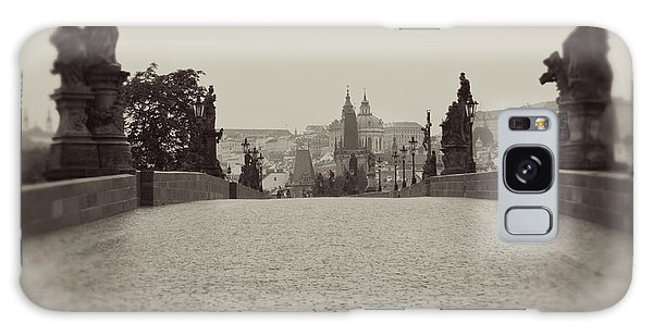Dreaming Of Prague Galaxy Case