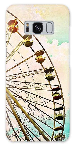 Dreaming Of Summer - Ferris Wheel Galaxy Case