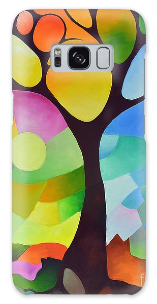 Dreaming Tree Galaxy Case