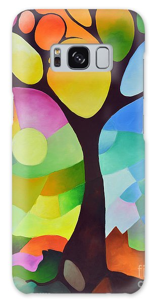 Dreaming Tree Galaxy Case