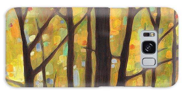 Dreaming Trees 1 Galaxy Case by Hailey E Herrera