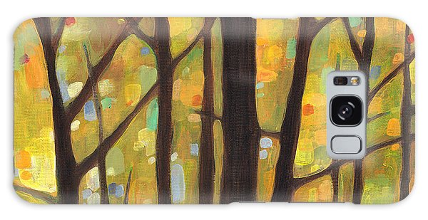 Autumn Galaxy Case - Dreaming Trees 1 by Hailey E Herrera