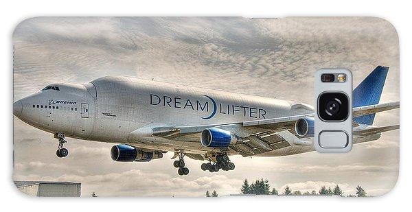 Dreamlifter Landing 1 Galaxy Case by Jeff Cook