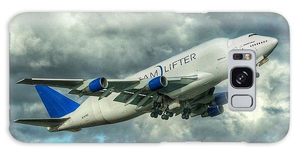 Dreamlifter Takeoff Galaxy Case by Jeff Cook