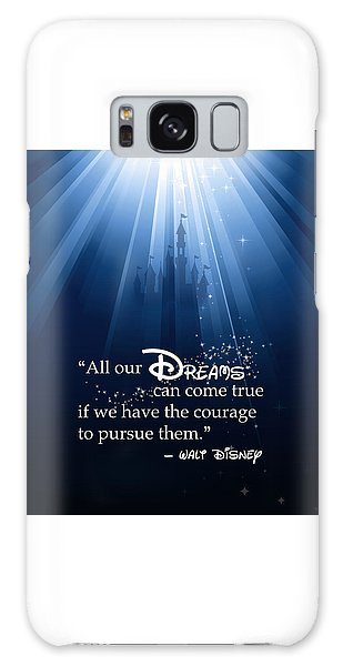Dreams Can Come True Galaxy Case