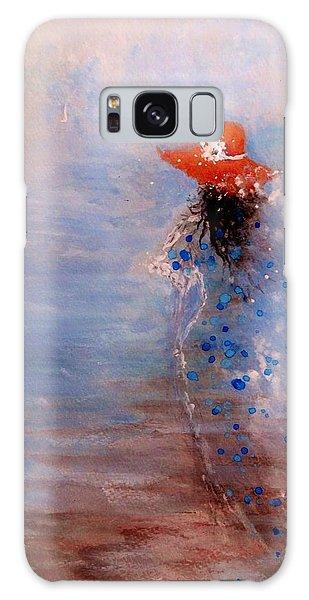 Dreams Come True.. Galaxy Case by Cristina Mihailescu