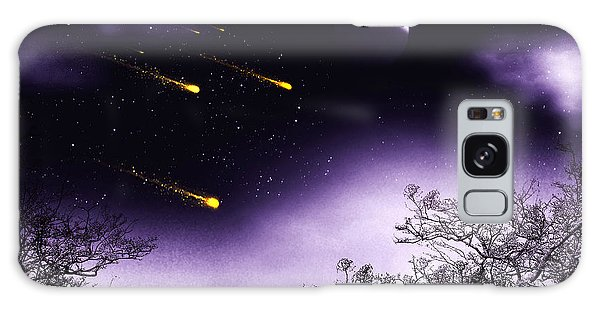 Dreams Come True Galaxy Case by Persephone Artworks