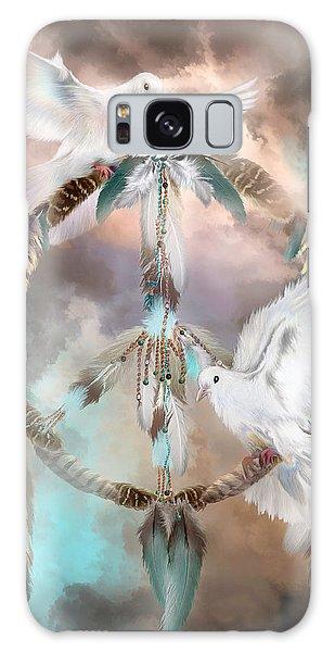 Dreams Of Peace Galaxy Case