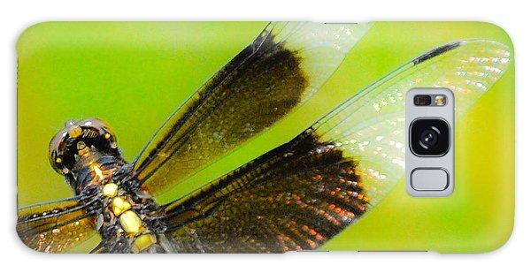 Dreamy Dragonfly Galaxy Case