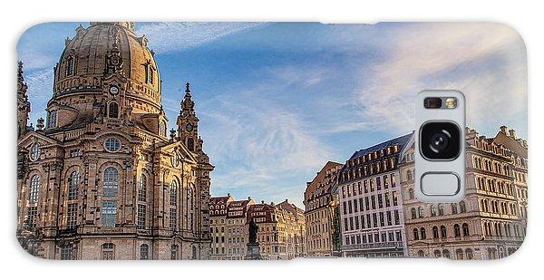 Dresden Frauenkirche Galaxy Case