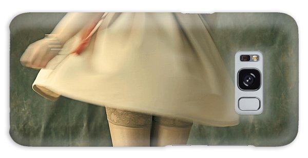 Dress Twirl Galaxy Case