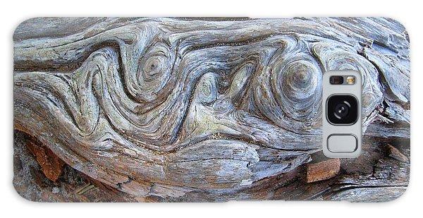 Driftwood 1 Galaxy Case