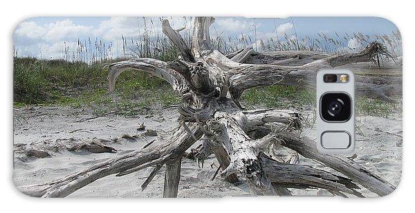 Driftwood Tree Galaxy Case by Ellen Meakin