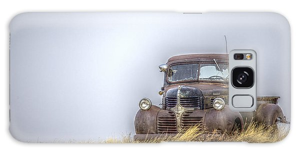 A Rusty Abandoned Truck Near Sturgis South Dakota Galaxy Case